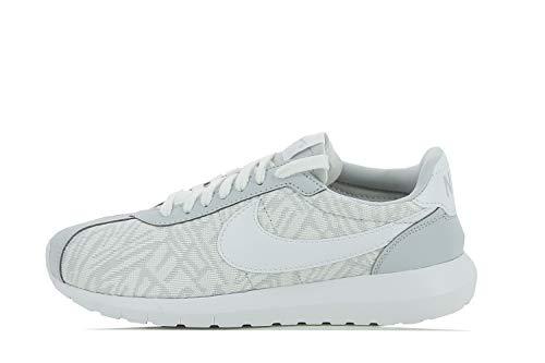 Nike Damen W Roshe LD-1000 KJCRD Turnschuhe, Blanco White White Pure Platinum Blk, 37 1/2 EU