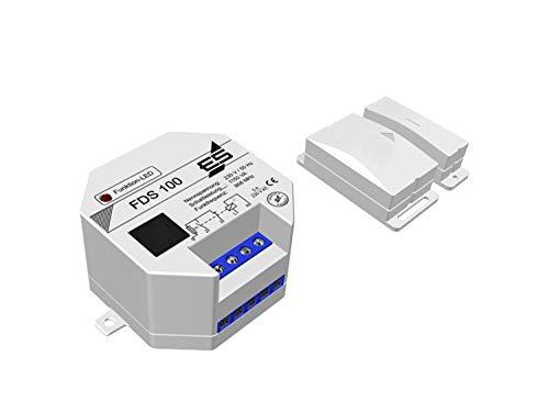 Schabus 300268 FDS 100 Funk-Dunstabzugssteuerung, weiß