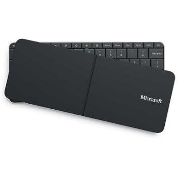 Microsoft Wedge Mobile Keyboard - Teclado Bluetooth Español (29,8 ...