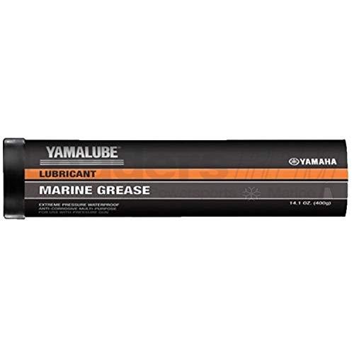 Yamalube ACC-GREAS-14-CT Marine Multi-Purpose Grease, 14 oz Tube