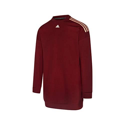 Adidas OSR 3 Stripes Crew Winter Casual Sweatshirt für Damen (S)