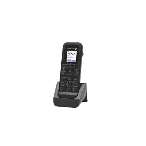 ALCATEL-Lucent 8232 DECT-Mobilteil mit Akku und Gürtelclip - ohne Ladeschale & Netzteil