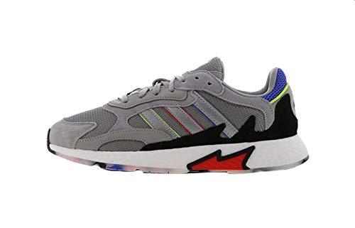 adidas TRESC Run - Zapatillas deportivas para hombre, color negro, Gris (gris), 48 EU