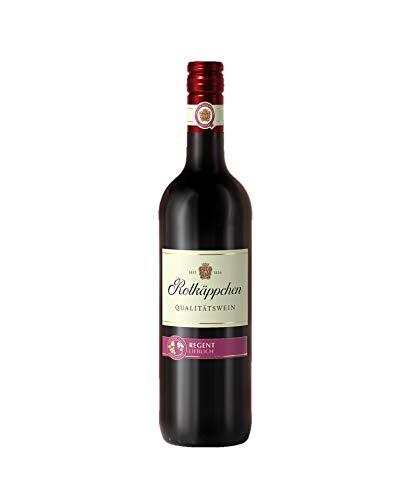 Rotkäppchen Qualitätswein Regent Lieblich (1 x 0,75 l)