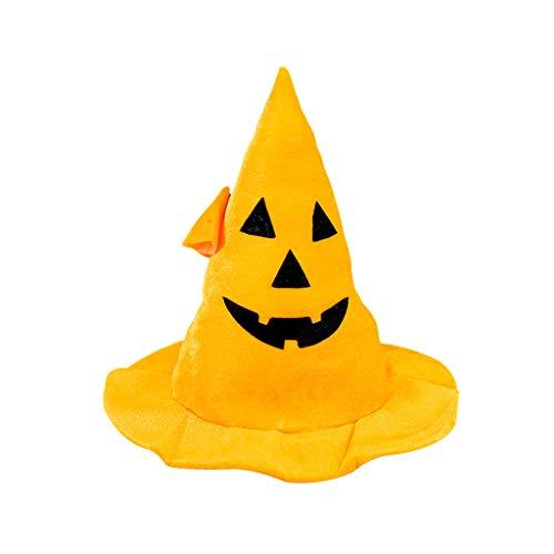 MOIX Spukhaus Bausatz Halloween Kürbis Hut Dekoration Geburtstag USB Farben led glühende