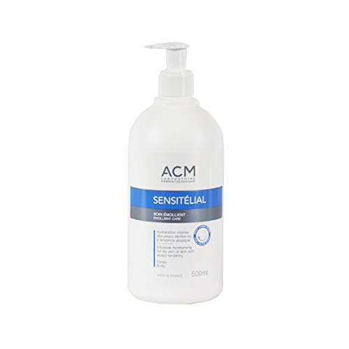 Laboratoire ACM Sensitélial Soin Émollient 500 ml