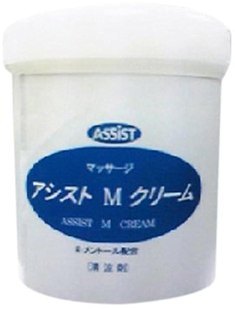 寄生虫間欠伸アシストMクリーム