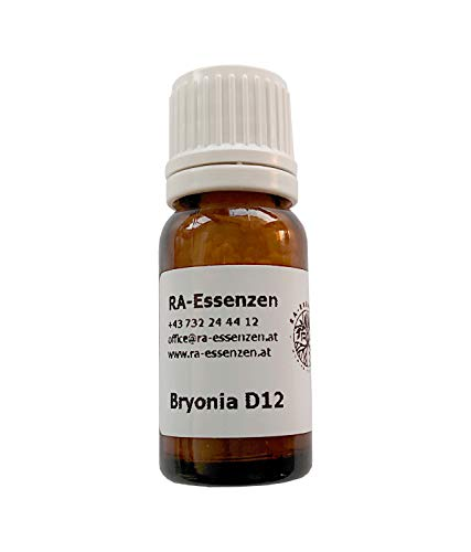 Bryonia D12, 10g Bio-Globuli, radionisch informiert - in Apothekenqualität