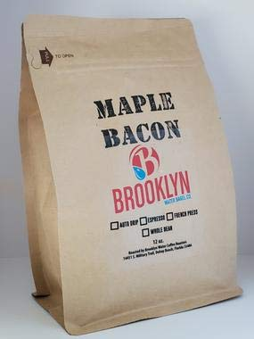 Maple Bacon Ground Coffee, 12 oz