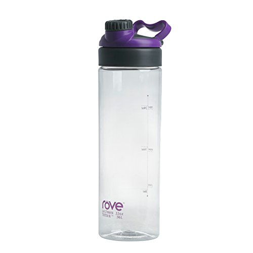 Rove 32oz Single Wall Tritan Bottle - Halo (Purple)