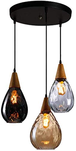 Moderna lámpara de techo LED minimalista de oro de tres círculos, lámpara LED para salón, dormitorio, lámpara de techo moderna, diseño de trineo island, restaurante, lámpara colgante