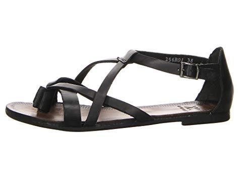 Apex Damen Sandalen Sandale schwarz Gr. 40