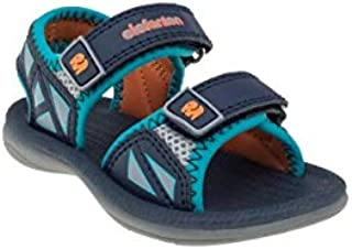 elefanten Boys - Toddler Open Air Sport Sandals with Extra Soft Padded Fabric Insole