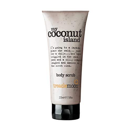 Treaclemoon my coconut island Body scrub 225 ml / Englische Version