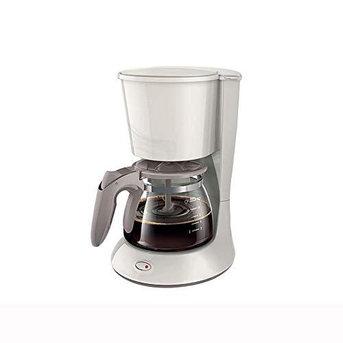 QIDI Koffiezetapparaat met filterkoffiezetapparaat, thermostatisch anti-druppels, 0,6 liter 700W