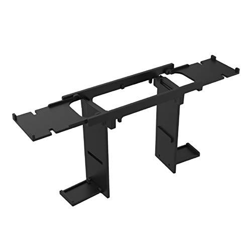 Shiwaki Soporte de Almacenamiento de Auriculares Tipo Poste Resistente para Controladores PS5 Mango de Host PS4 Fácil instalación