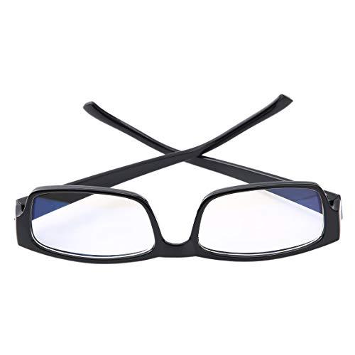 Praktische PC-TV-resistente Augenschutz-Schutzbrille Vision Strahlenschutzbrille Anti Fatigue Unisex