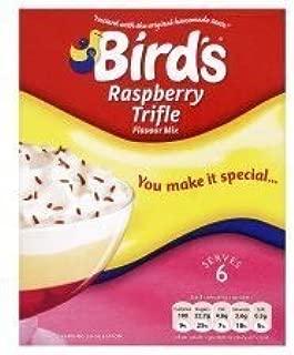 Bird's Raspberry Trifle Mix 144G
