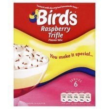 Bird's 2021 Raspberry Trifle Mix 144G Ranking TOP4