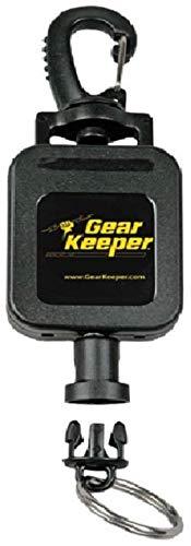 Gear Keeper Hammerhead Industrial General Gear Retractor RT4-0041 Features Heavy Duty Swiveling Snap Clip Mount – 6oz - Q/C-I Split Ring – Ideal for Tools, Gear …. or Keys - Made in USA