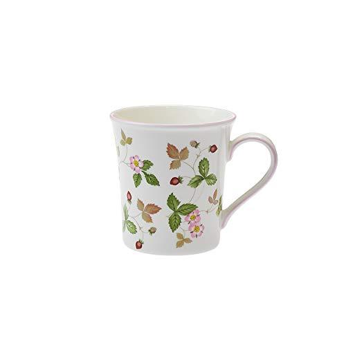 ウェッジウッド (WEDGWOOD) ワイルドストロベリー カジュアル マグカップ ピンク 300ml [並行輸入品]