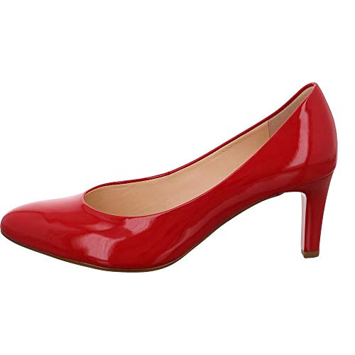 HÖGL Damen Starlight Pumps, Rot (Red 4000), 38.5 EU