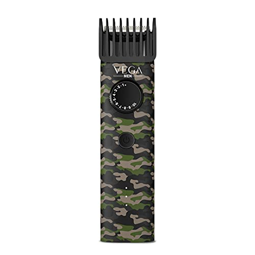 VEGA Men X1 Beard Trimmer For Men With Quick Charge, 90 Mins...