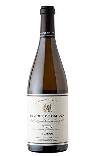 Remírez de Ganuza Blanco 2016, Vino, Blanco Fermentado en Barrica, Rioja, España