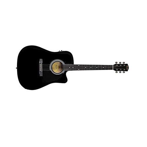 Fender SA105CEBK Acoustic Guitar