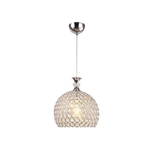 Moderno contemporáneo cristal luces colgantes de salón dormitorio comedor cocina
