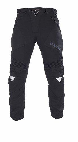 Racer Adventure Plus Textilhose, Schwarz, Größe 3XL