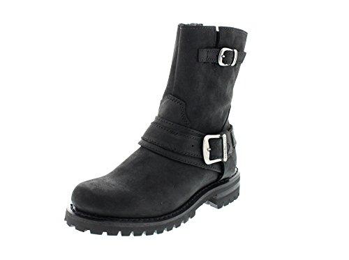 Harley Davidson Schuhe - Boot Scarlet - Black, Größe:37