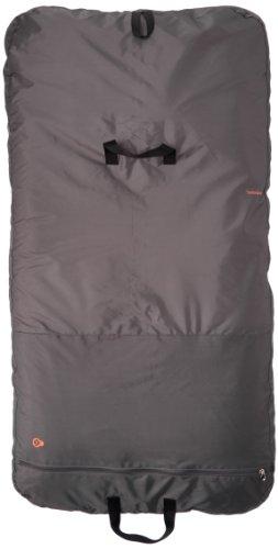 Samsonite Travel Accessor. V Garment Cover Porta abiti, 35 L, Grigio (Grigio)