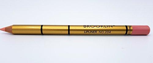 Brooklin Crayon à Lèvres Saumon 204 Imperméable Longue Durée