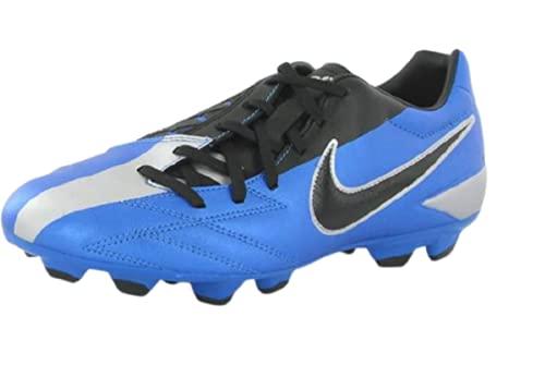 Nike - Botas de fútbol de Material Sintético para Hombre Azul Azul