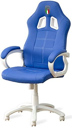 Gaming Chair Figc - Nazionale Italiana Di Calcio