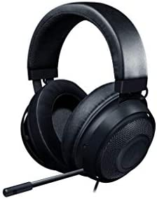 Razer Kraken Gaming Headset Gaming Headphones for PC PS4 Xbox One Switch with 50 mm Drivers product image