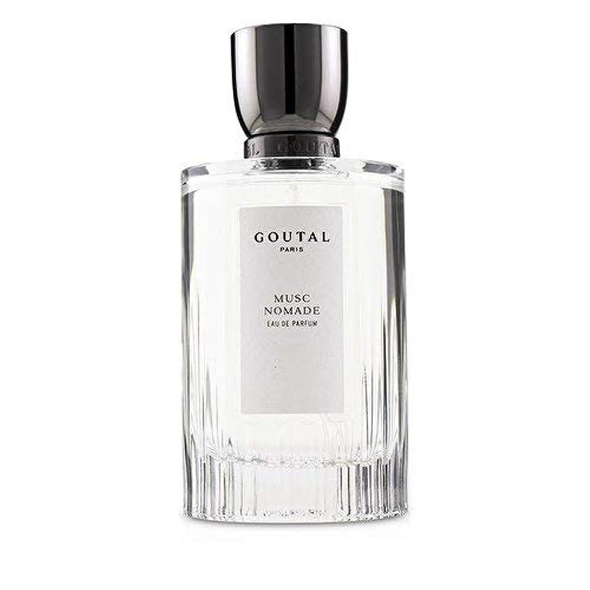 公平自分落とし穴Goutal (Annick Goutal) Musc Nomade Eau De Parfum Spray 100ml/3.4oz並行輸入品