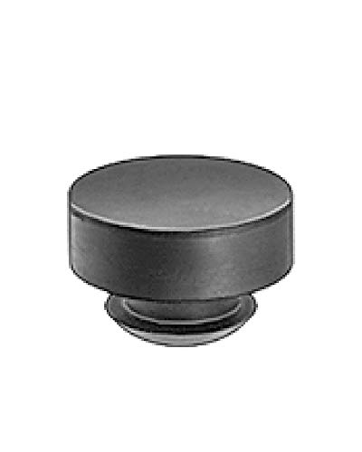Set of 8 Rubber Push in Bumpers - 1/2' Rubber Feet - Push-in Rubber Bumper Feet - Push in Rubber Feet
