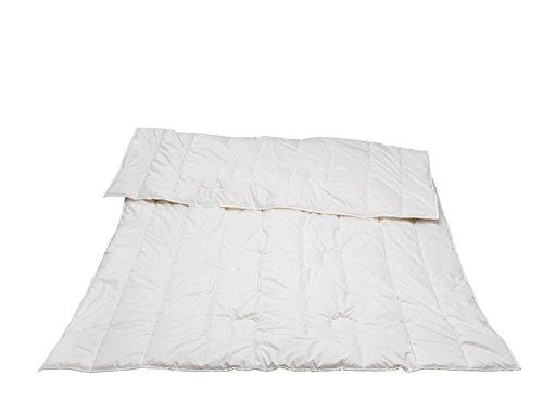 Traumina Bambusdecke Exclusive WK1 Solo leicht, Füllung: 60% Bambus, 40% Baumwolle 135x200 cm
