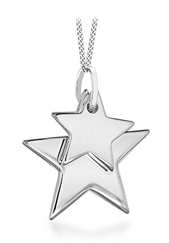 Tuscany Silver Damen - Kette 9 k (375) Rundschliff Diamant 8.44.9404