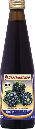 Beutelsbacher Bio Brombeersaft (2 x 330 ml)