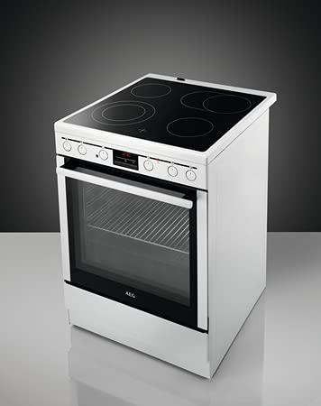 AEG CCB6640ABW - Cocina independiente Cerámico