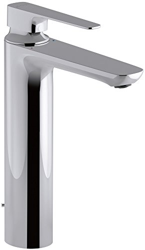Jacob Delafon E72337-CP ALEO+ Mitigeur lavabo haut avec...