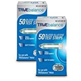 100 TRUE Balance Test Strips with Box of Lancets