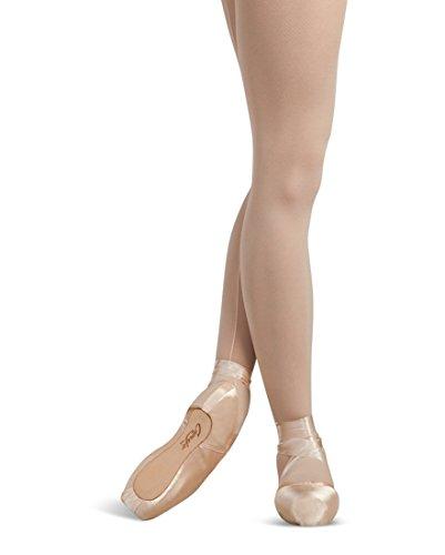 Capezio Tiffany Pointe Shoe - Size 5M, European Pink