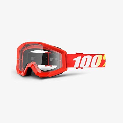 100 Percent STRATA Goggle Furnace - Clear Lens
