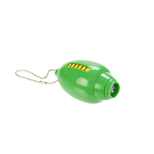 Animewild Rockman Megaman Green Mega Buster Keychain