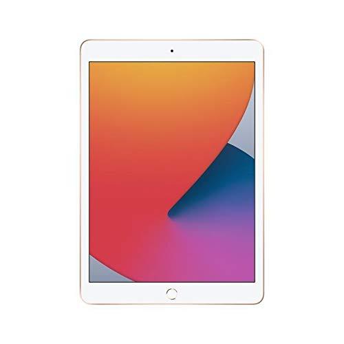 Ipad 8 Apple, Tela Retina 10.2, 128gb, Dourado, Wi-fi - Mylf2bz/a