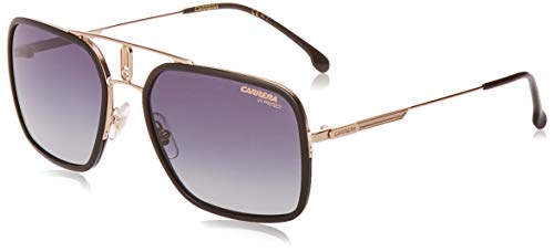 Carrera 1027/s Occhiali, RHL/9O Gold Black, 59 Uomo